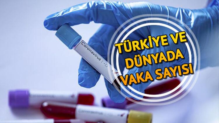koronavirüs son durum