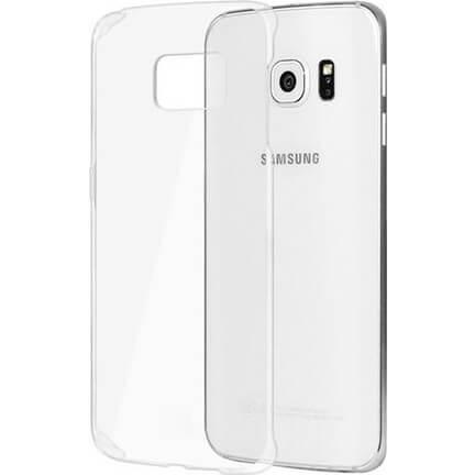 SAMSUNG Galaxy S6 Edge Plus Şeffaf Kılıflar
