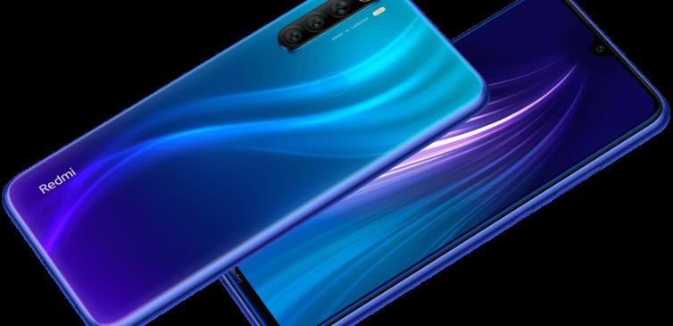 Xiaomi Redmi Note 8 Mavi