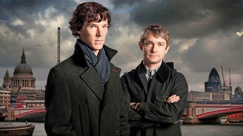 Sherlock Dizi