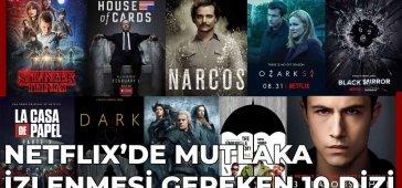 Netflix Dizileri Top 10