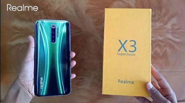 Realme X3 SuperZoom fiyatı veÖzellikleri