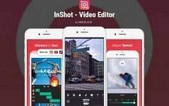 inshot uygulaması ile video düzenleme