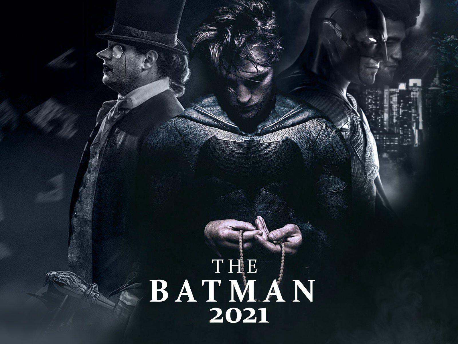 The Batman 2021'in fragmanı yayınlandı