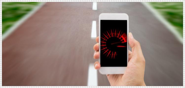 Akıllı Telefonların İnternet Hızı